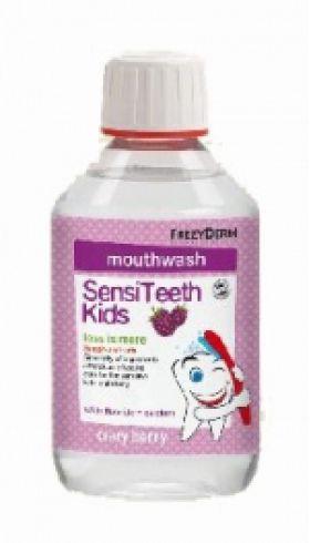 Sensi Teeth Kids Mouth Wash 250ml