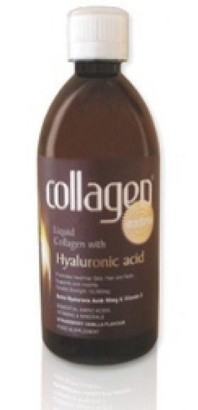 Collagen Extra Πόσιμο κολλαγόνο με υαλουρονικό οξύ 500ml