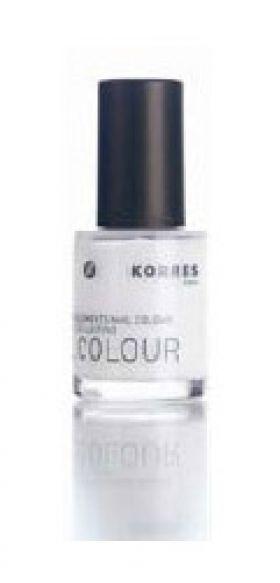 Nail Colour -02 Milky White KORRES