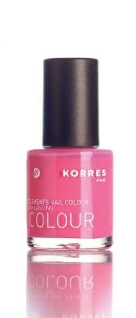 Nail Colour -12 Bright Pink KORRES