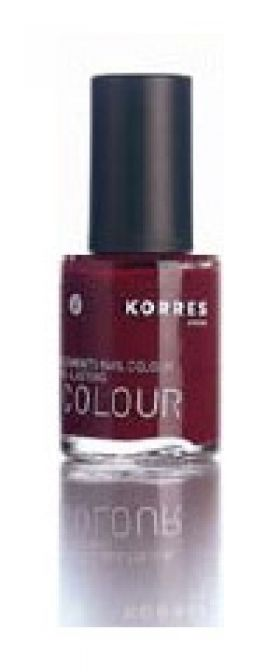 Nail Colour -57 Deep Red KORRES
