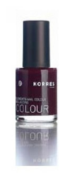 Nail Colour -59 Dark Red KORRES