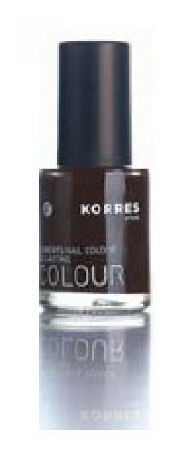 Nail Colour -69 Dark Brown KORRES