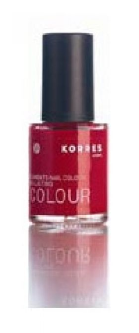 Nail Colour -48 Coral Red KORRES