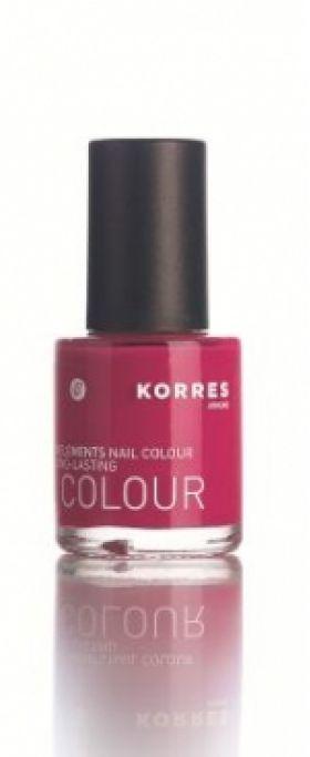 Nail Colour -21 Fuchsia KORRES