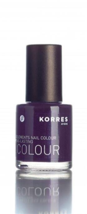 Nail Colour -29 Ultra Violet KORRES