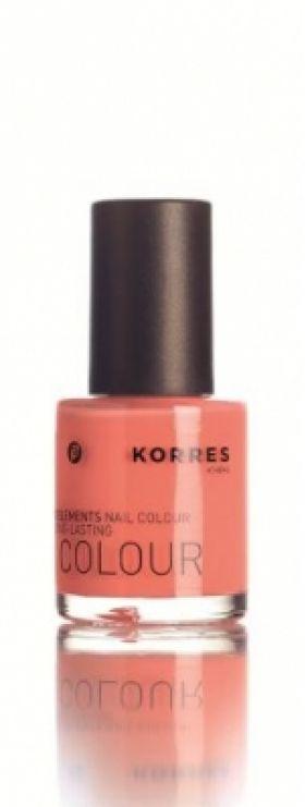Nail Colour -42 Mango Sorbet KORRES